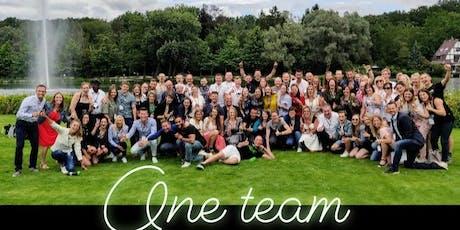 Team Meeting 18 augustus 2019 tickets