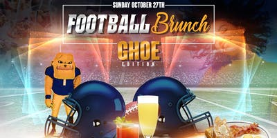 FOOTBALL BRUNCH GHOE EDITION