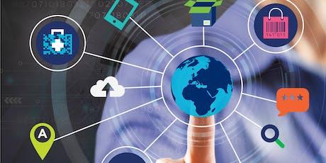EPC/RFID: A Importância do Padrão e da Tecnologia e sua aplicabilidade dentro de processos da Indústria 4.0 e IoT. - Agosto ingressos