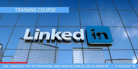 Training: LinkedIn for Sales tickets