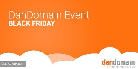Black Friday webshop kursus - Randers tickets