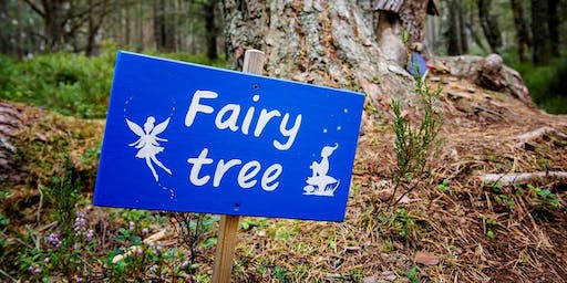 RSPB Fairies and Folklore
