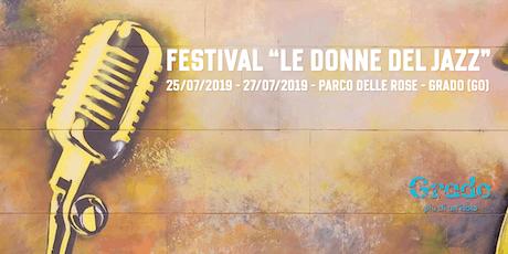 """Festival """"Le Donne del Jazz""""  - Grado biglietti"""