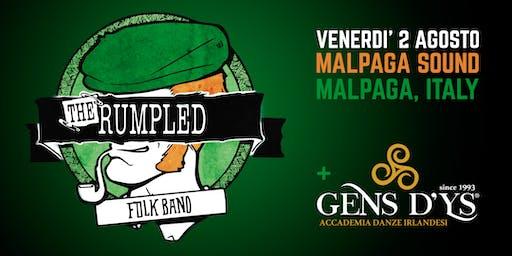Malpaga Sound - Irish Fest