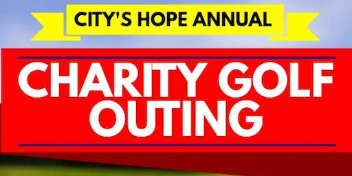 Charity Golf Outing | City's Hope CDC