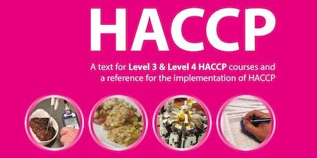 HACCP Level 3 - £375 plus VAT tickets