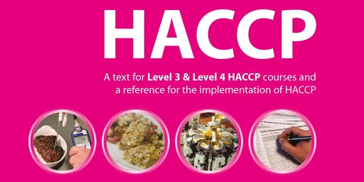 HACCP Level 3 - £375 plus VAT