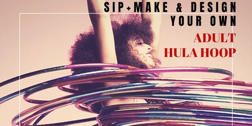 Sip+Make+Take® Weighted Hula Hoop