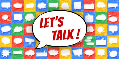 Let's Talk • Conversação em Inglês
