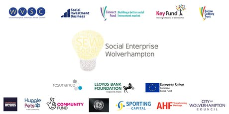 Social Enterprise Wolverhampton Funding and Investment Fair tickets