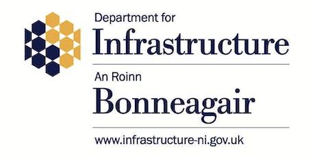 SBRI Briefing event:  DfI and Northern Ireland Water tickets
