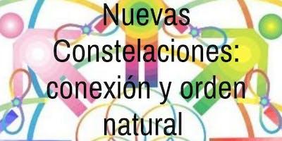"""Conferencia Gratuita """"Nuevas constelaciones: Conexión y Orden Natural"""""""