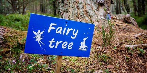 RSPB Toddler Fairies and Folklore