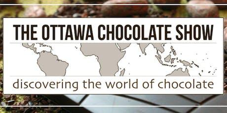 The Ottawa Chocolate Show billets