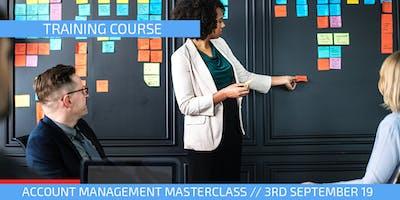 Training: Account Management Masterclass