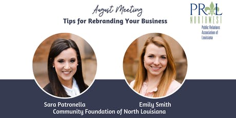 Tips for Rebranding Your Business tickets