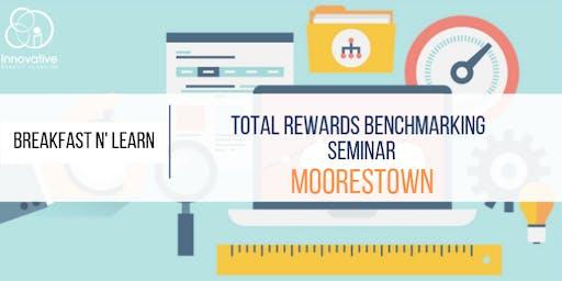 2019 Benchmarking Seminar 7/26/19 Moorestown