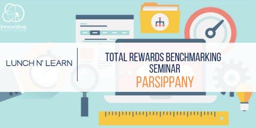 2019 Benchmarking Seminar 7/31/19 Parsippany