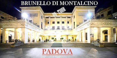 BRUNELLO ON TOUR - PADOVA biglietti