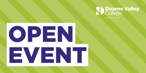 Dearne Valley College Open Event