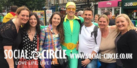 The Edinburgh Festival Weekender (YOU MUST BOOK DIRECT WITH SOCIAL CIRCLE) tickets