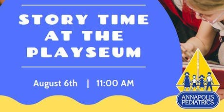 Story Time at the Playseum tickets