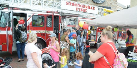 BACK TO SCHOOL TOUCH THE TRUCKS SAFETY EVENT tickets