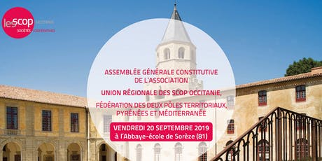 AG constitutive URSCOP OCCITANIE billets