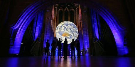 Luke Jerram's Gaia comes to Bristol – Launch event tickets