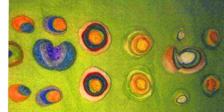 Beginners Felting with Laryna Wuppermann tickets