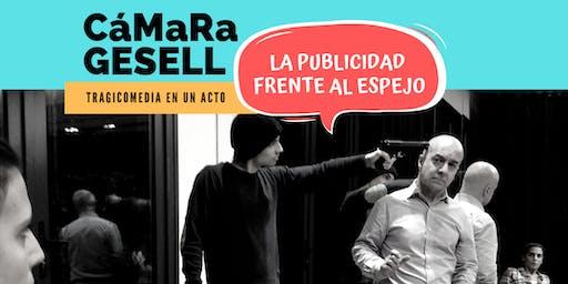 Cámara Gesell - La Publicidad frente al espejo