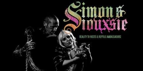 Simon & Siouxsie US Tour: BATON ROUGE, LOUISIANA tickets