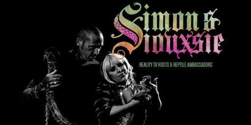 Simon & Siouxsie US Tour: BATON ROUGE, LOUISIANA