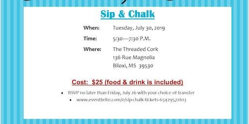 Sip & Chalk