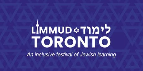 Limmud Toronto 2019 tickets