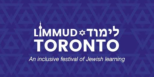 Limmud Toronto 2019