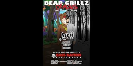 Bass Nation Presents: Bear Grillz tickets
