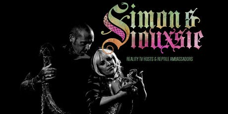 Simon & Siouxsie US Tour: MEMPHIS, TENNESSEE tickets