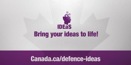 IDEaS Information Session  tickets