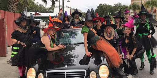 3rd Annual Witches of St. Andrews Charity Bike Ride 2019