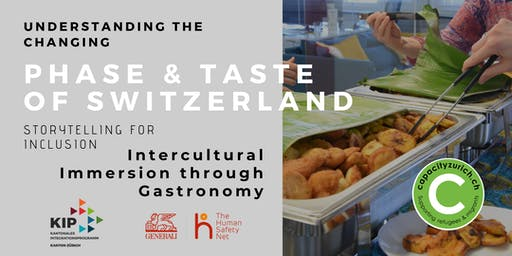 Storytelling for Inclusion / Gastronomy Edition