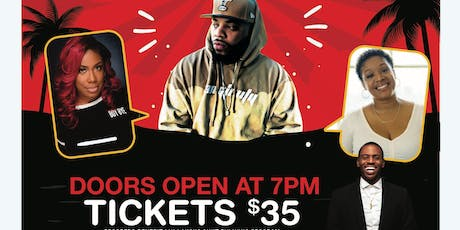 A BIG LAUGHS SUMMER 2019: Comedy Show!! Starring Reedo Brown & Ty Davis tickets