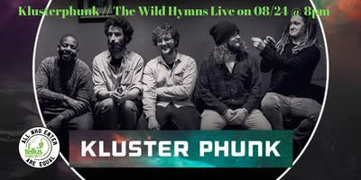 Klusterphunk // The Wild Hymns // Jessica Smuker