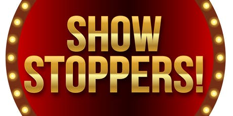 Showstoppers!  A Musical Celebration of the Arts tickets