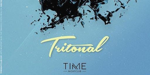 Tritonal Free Guest List at Time Nightclub