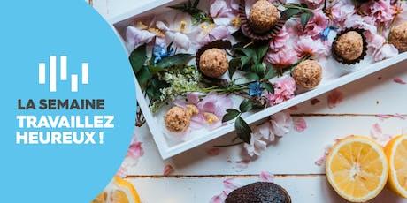 Atelier Energy Balls, grignotez top santé ! tickets