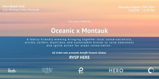 Oceanic x Montauk