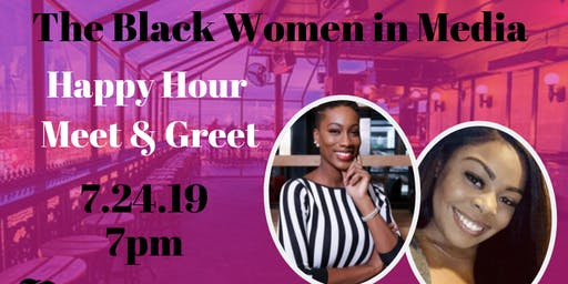Black Women In Media DC Happy Hour