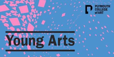 Plymouth College Of Art - Summer ART & DESIGN Club - 9-16yrs - August 14th-16th 2019