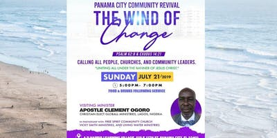 Panama City Community Revival